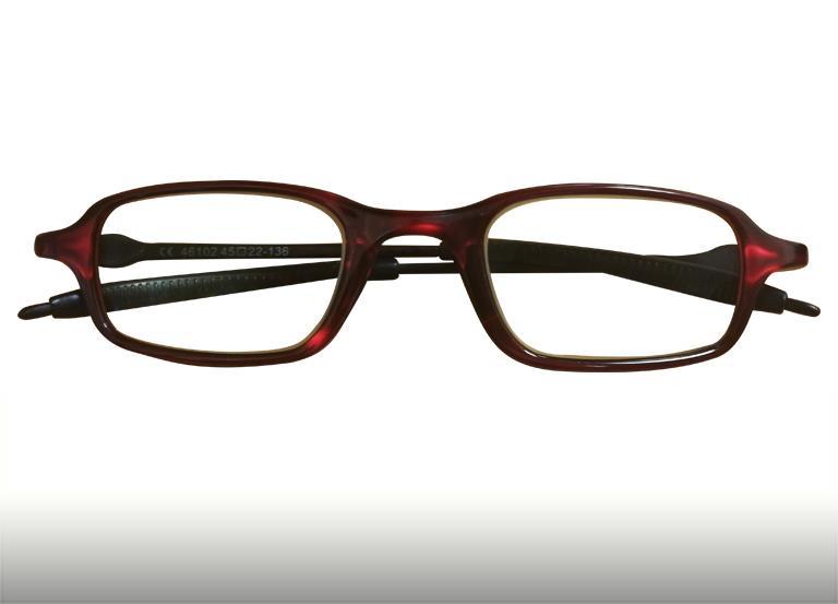 Okulary lupowe pryzmatyczne